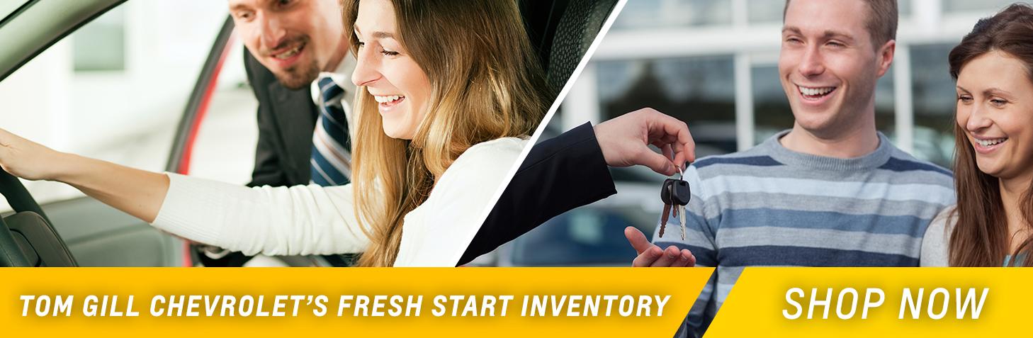 Car Dealerships Florence Ky >> Chevy Dealer in Florence KY serving Cincinnati | Tom Gill ...