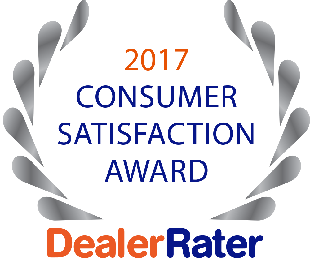 Tom Gill Chevy Is A 2016 DealerRater Award Winner