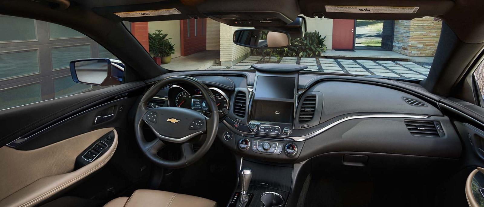 2017 Chevrolet Impala at Tom Gill Chevrolet