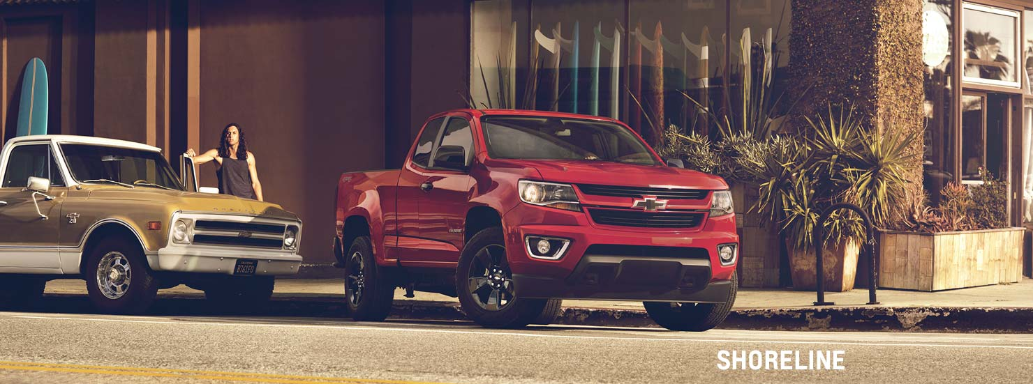 Chevrolet Colorado Special Editions Trucks
