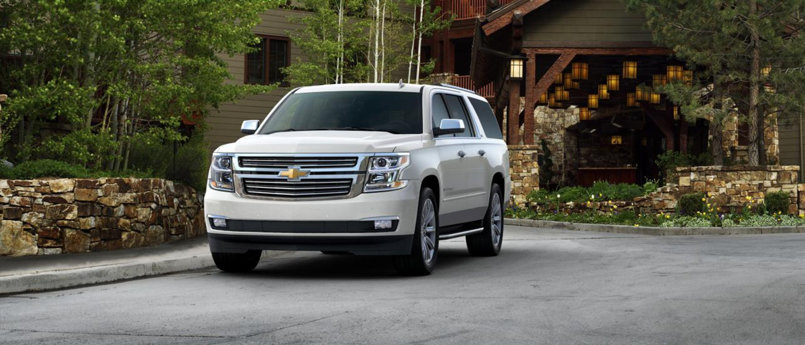 Suburban 2017 chevy suburban : Cover All Your Bases with the 2017 Chevrolet Suburban