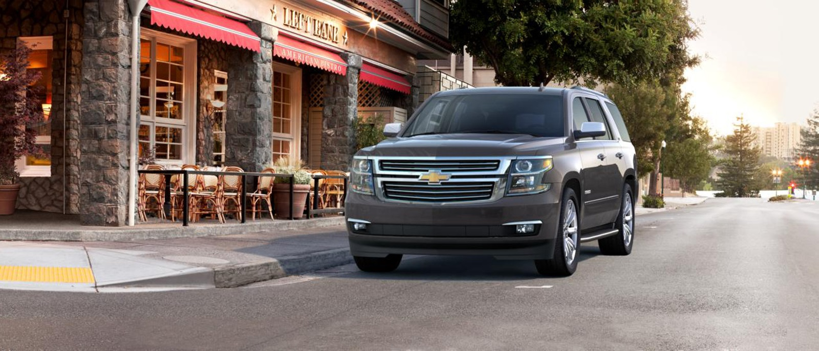 All Chevy big chevy suv : 2017 Chevrolet Tahoe SUV at Tom Gill Chevy