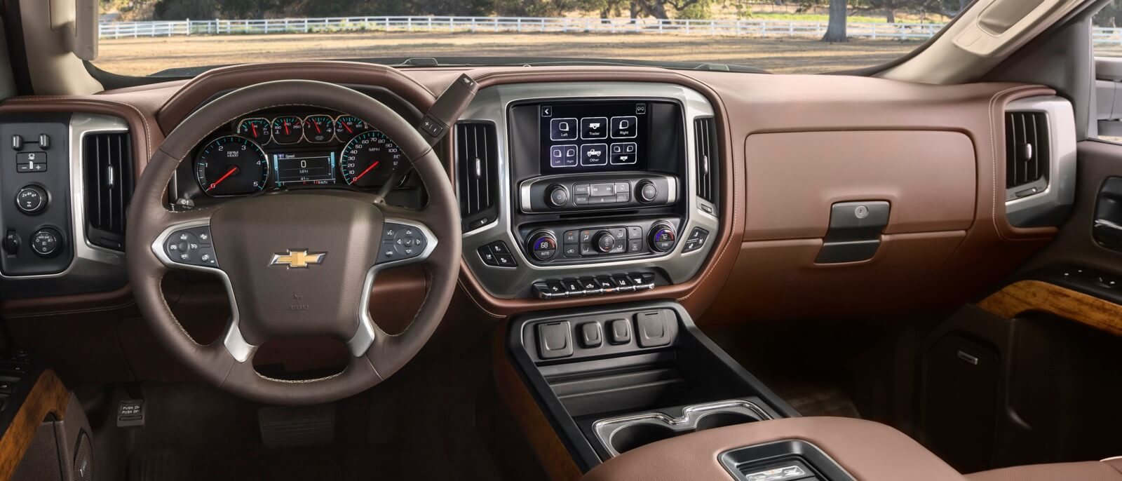 2017 Chevrolet Silverado 2500 Hd Pickup Truck