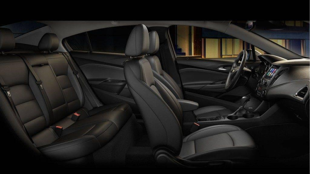 2017 Chevy Cruze Interior Gallery
