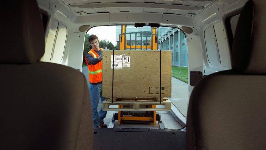 2017 Chevy City Express Cargo Van Interior Dimensions