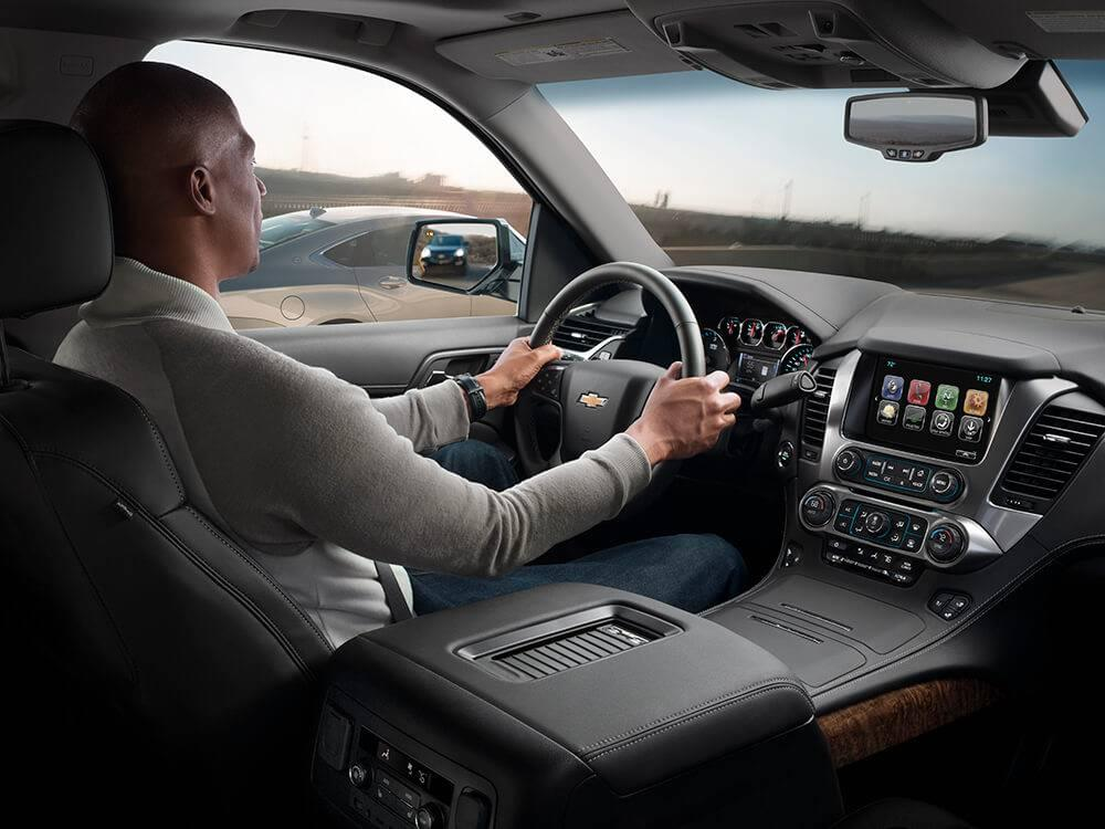 2017 Chevy Tahoe Interior Design and Features