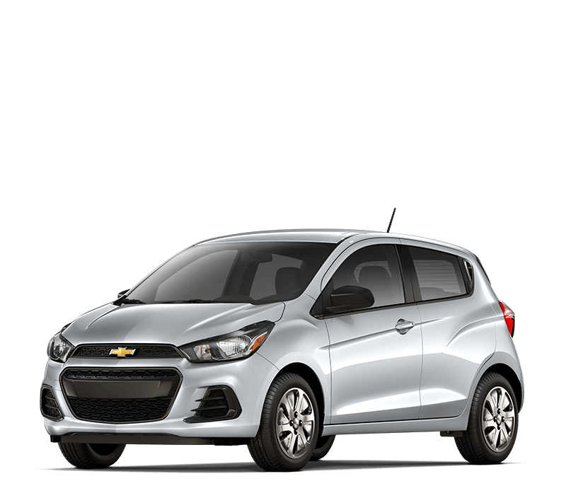 2017 CHEVROLET SPARK Silver Ice Banner