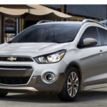2017 Chevy Spark ACTIV