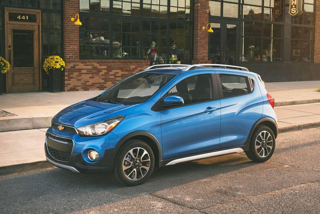 2017 Chevy Spark Reviews Thrill Florence And Covington, KY