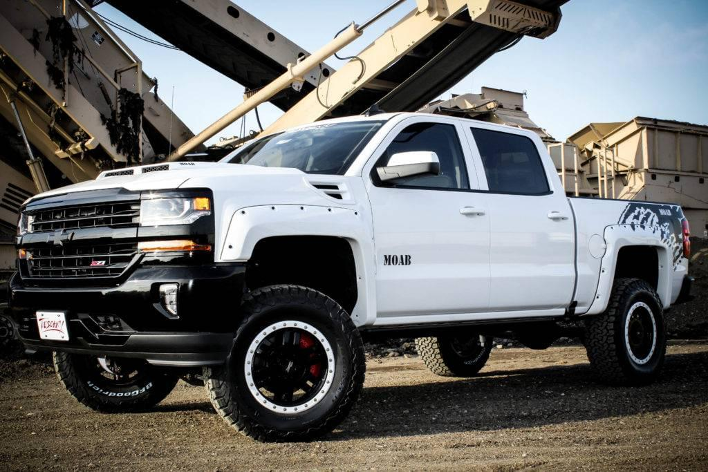 Tuscany Trucks – High-End Customized Pickup Solutions