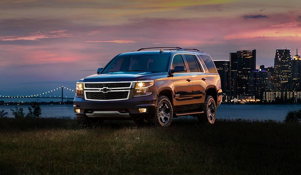 2017 Chevy Tahoe