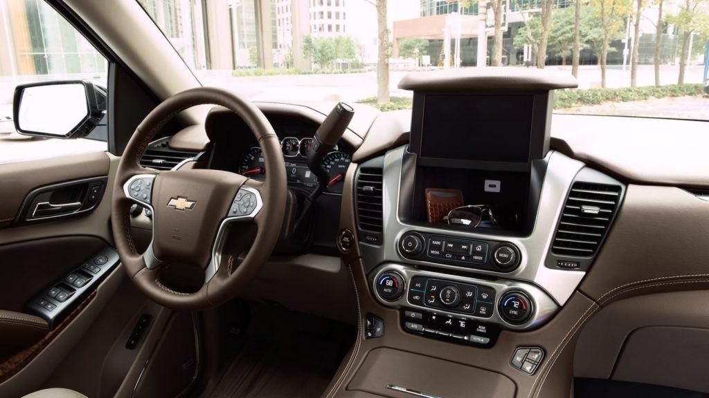 2017 Chevrolet Suburban Tech