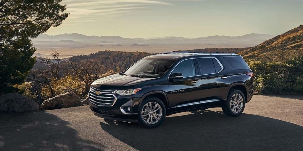 2018 chevrolet traverse features and specs l florence ky. Black Bedroom Furniture Sets. Home Design Ideas