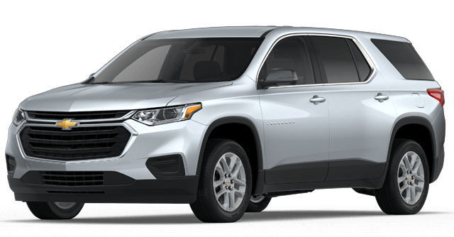 2018 Chevy Traverse vs 2018 GMC Acadia in Florence & Covington