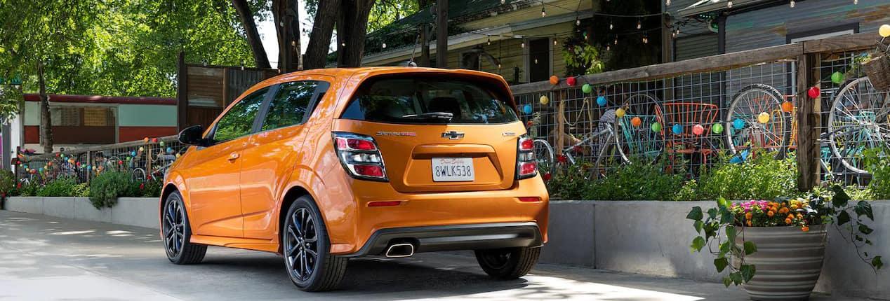 New Chevrolet Impala Inventory Covington >> 2018 Chevrolet Sonic Reviews Wow Florence & Covington, KY