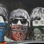 beatles grafitti art