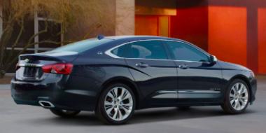 2018  Impala LT / Sonic LT Hatch / Sonic LT Sedan / Spark LT