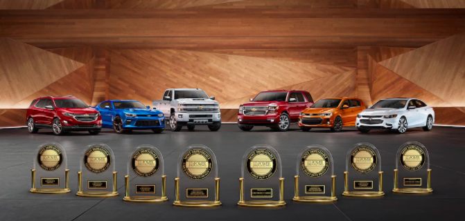 Chevy Employee Lease Cash on many models!