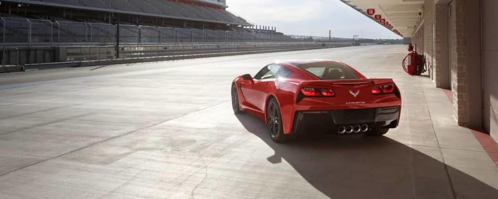 2018 corvette stingray
