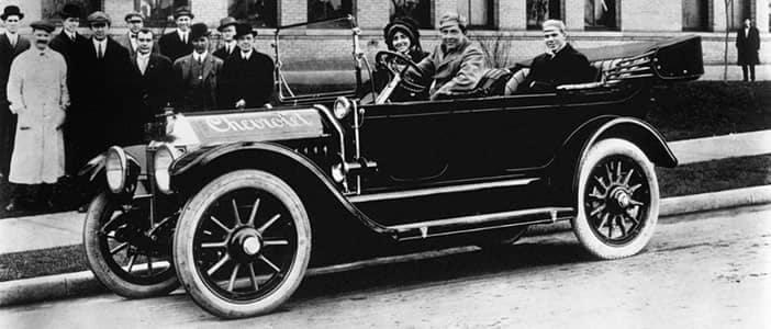 1912 Chevrolet Type C Classic Six
