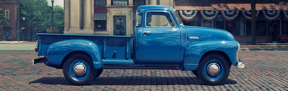 1948 Chevrolet Pickup Truck