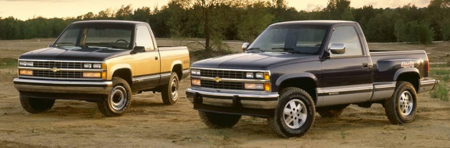 1988 Chevy SIlverado 1500 Pickup trucks