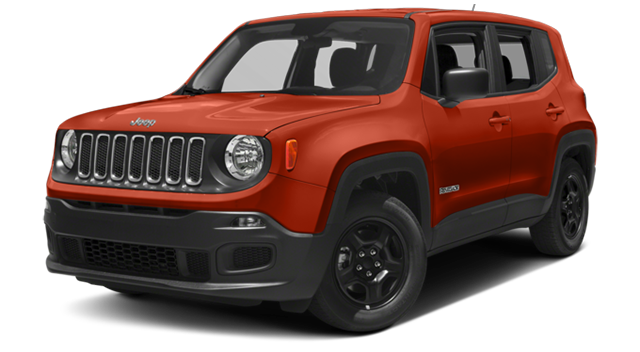 2018 Jeep Renegade Compare