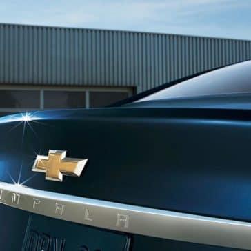 2018 Chevy Impala Exterior