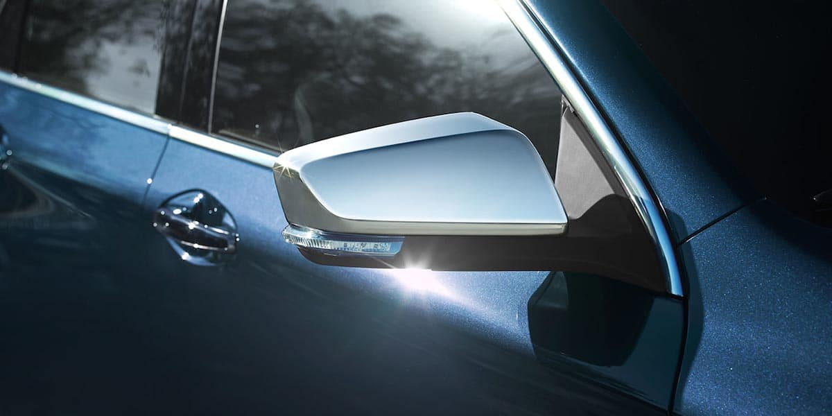 2018 Chevy Impala Mirror