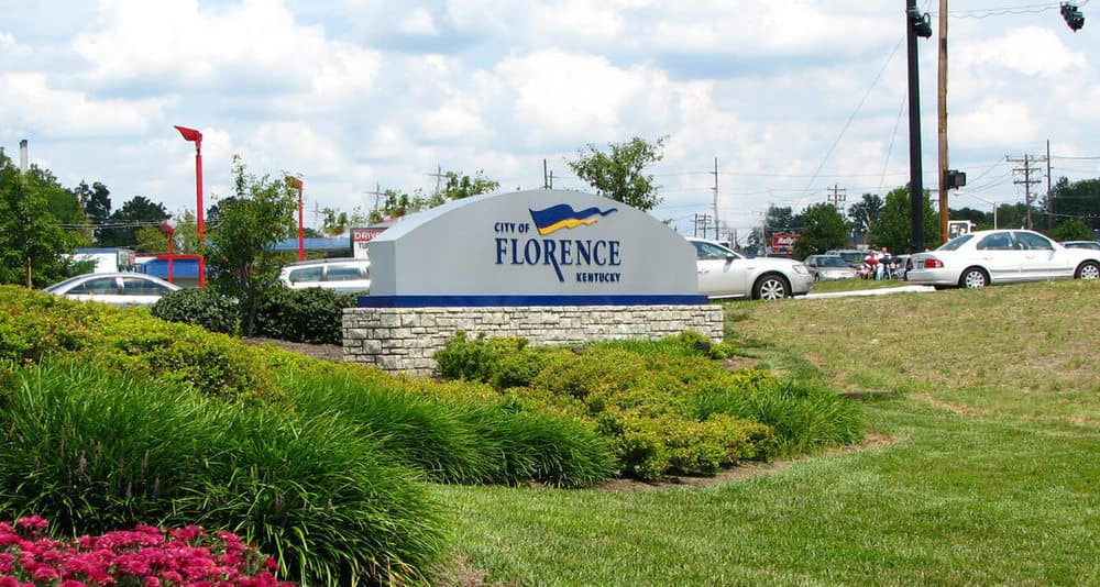 Welcome to Florence, KY
