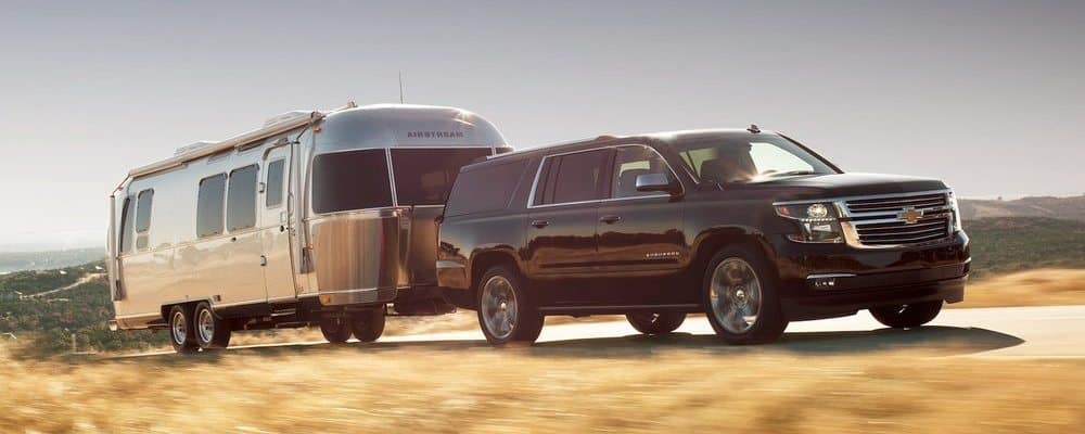 2019 Chevy Suburban Performance