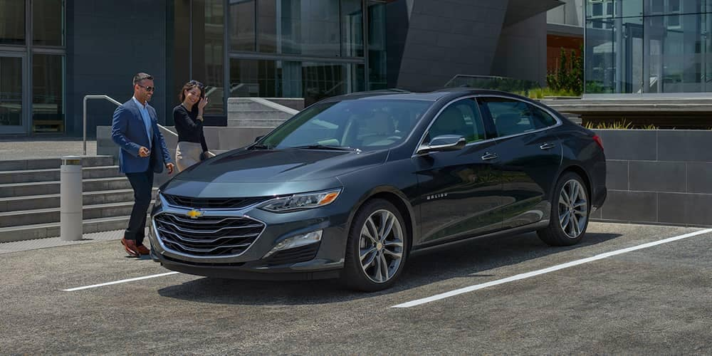 parked 2019 Chevrolet