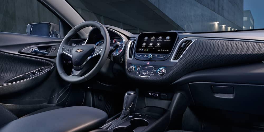 dashboard in 2019 Chevrolet