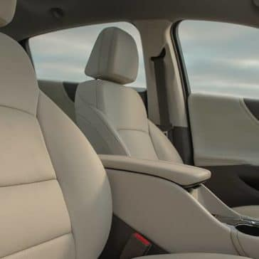 interior cabin of 2019 Chevrolet