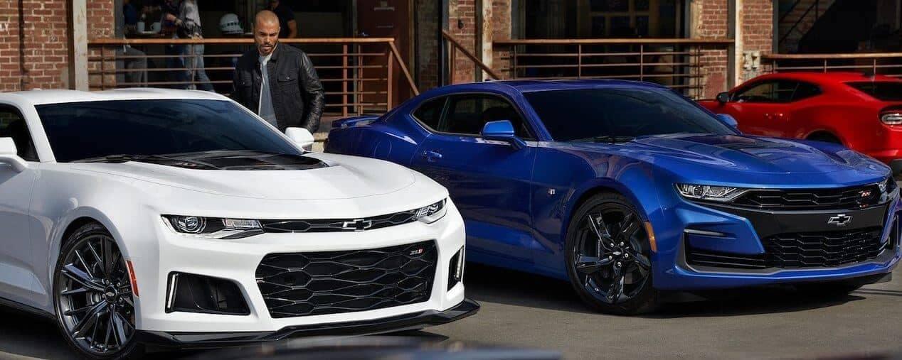 2019 Chevrolet Camaro exterior