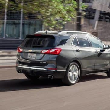 rear of 2019 Chevrolet Equinox