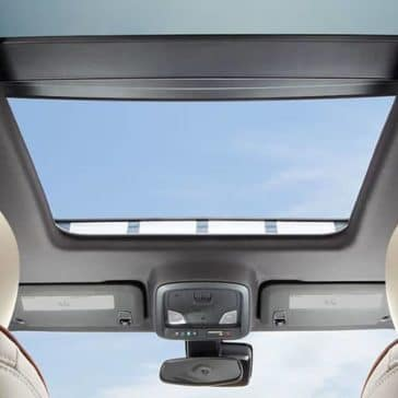 panoramic roof in 2019 Chevrolet Impala