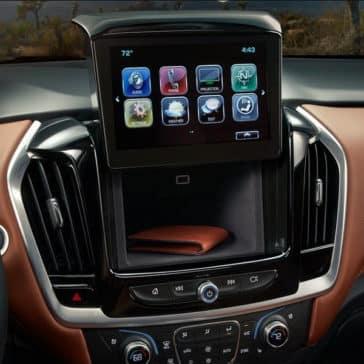 2019 Chevy Traverse Technology