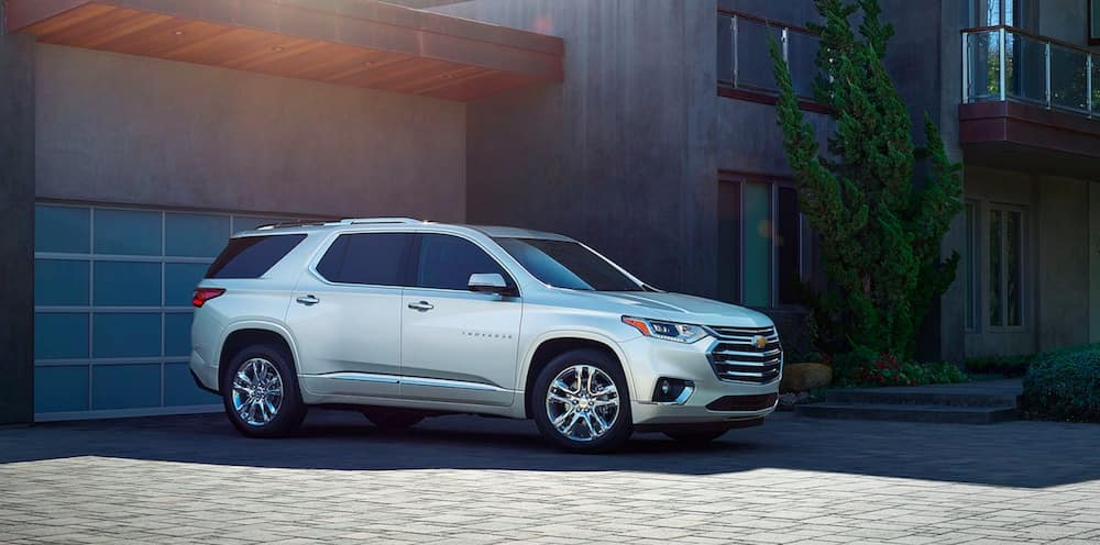 Chevy Traverse Mpg >> 2019 Chevy Traverse Towing Capacity Tom Gill Chevrolet