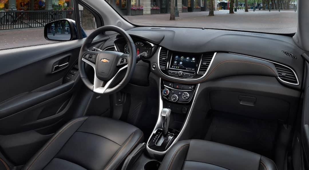 2019 Chevy Trax Dash