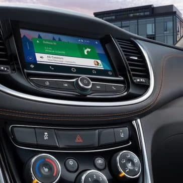 2019 Chevy Trax Technology