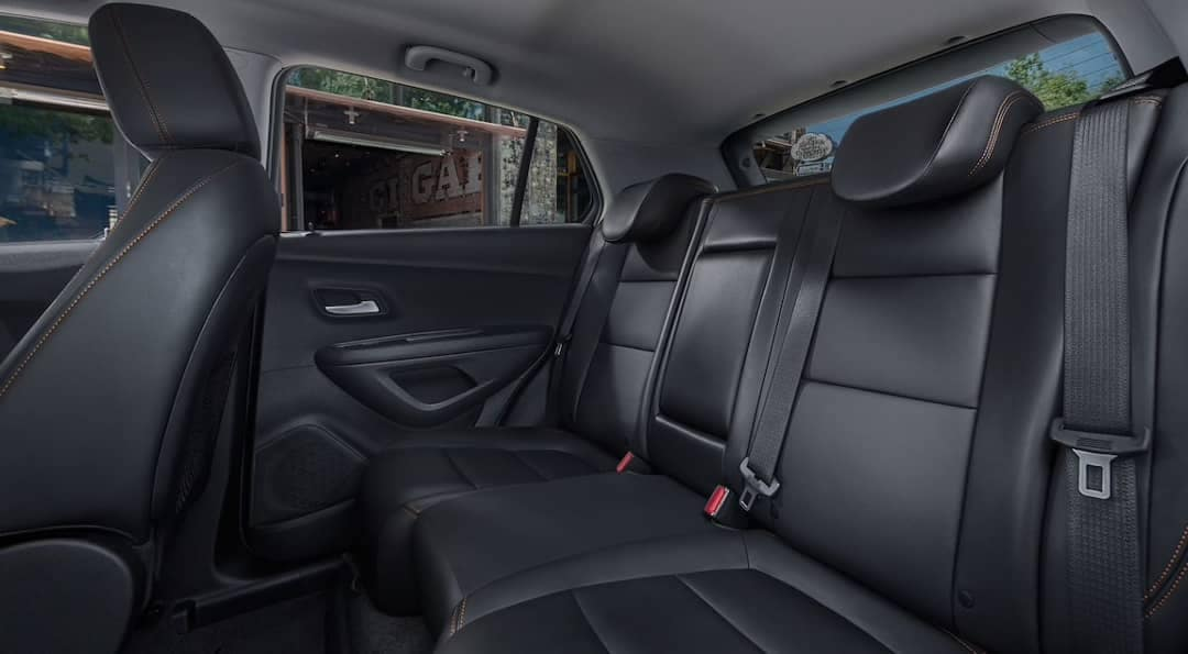 2019 Chevy Trax Seating