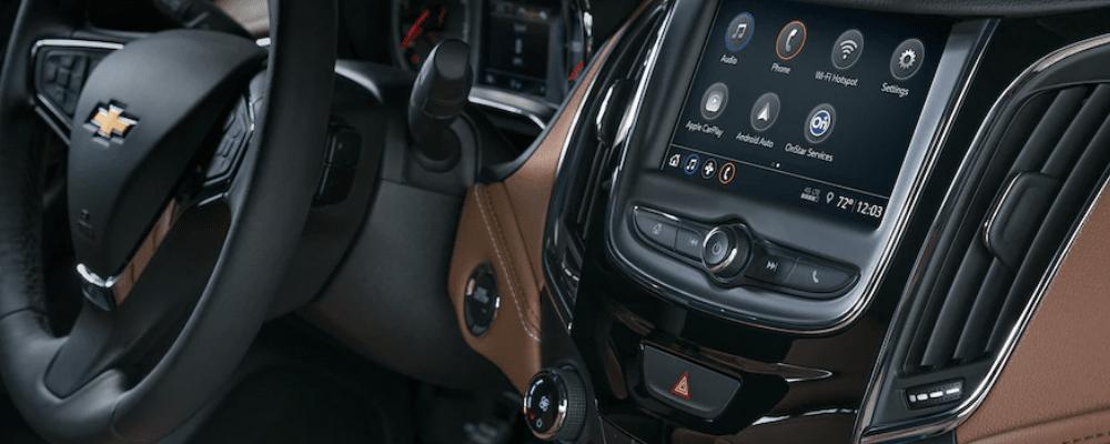 2019 Chevy Cruze Interior Two-Tone
