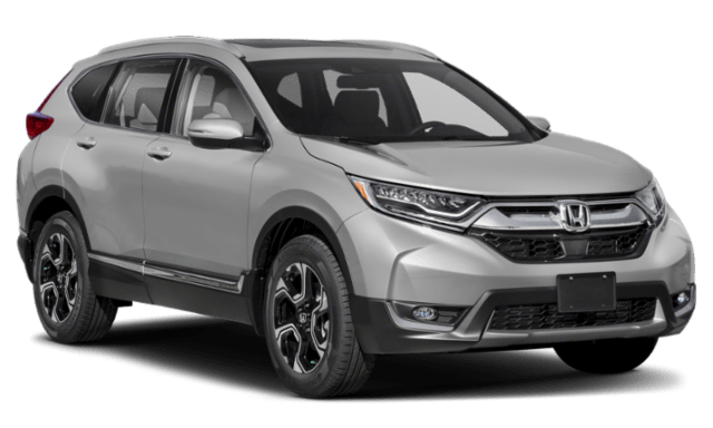 2019 Honda HR-V in Silver