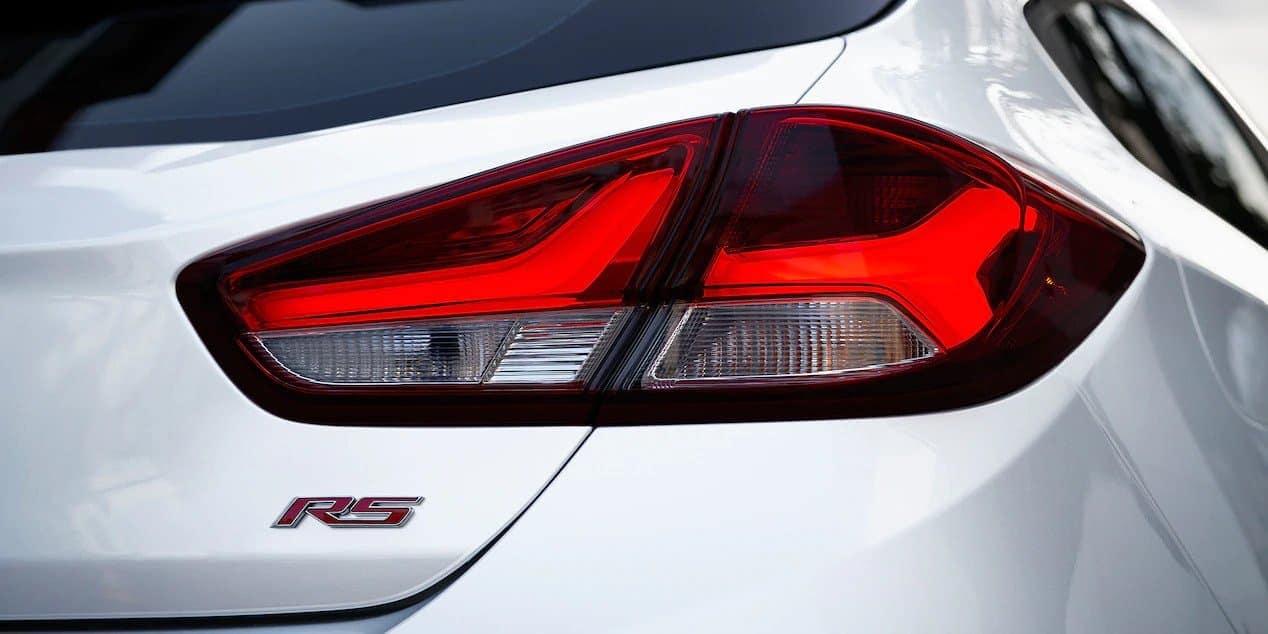 2019 Chevrolet Cruze RS bumper