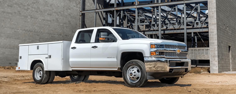 2019 Chevrolet Silverado 3500HD commercial truck