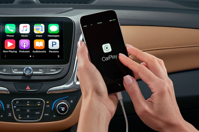 MyLink and CarPlay