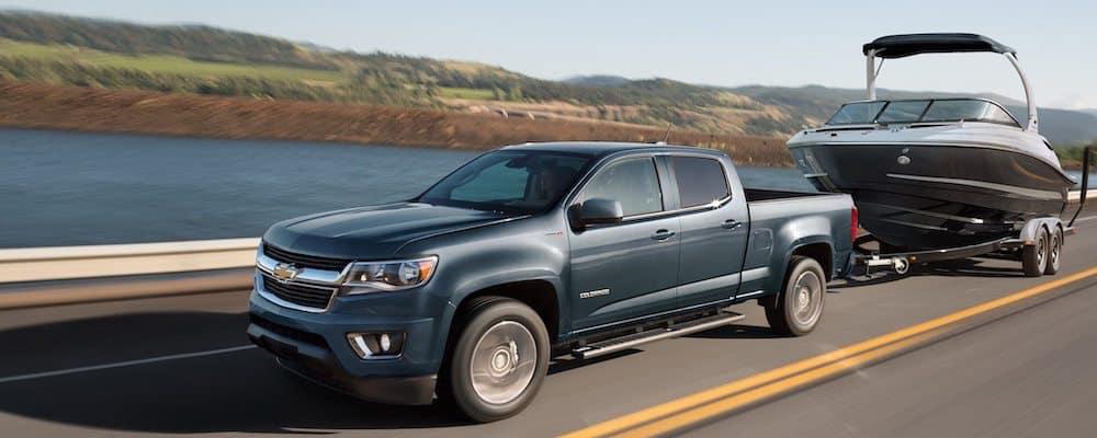 2020 Chevy Colorado vs. 2020 Silverado 1500 | Chevy Trucks ...