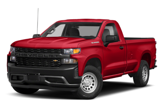 2020 chevy colorado vs  2020 silverado 1500