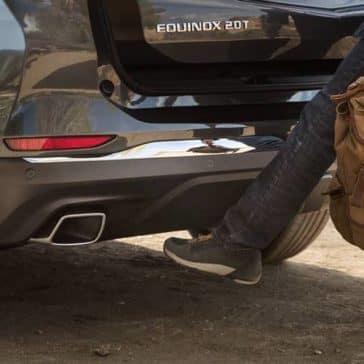 2020 Chevy Equinox Liftgate